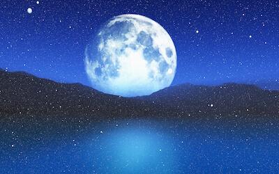 Vivre avec la Lune - Gemme de Lune, atelier en ligne - Chaumes en Retz